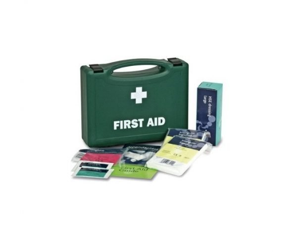 1 person HSE first aid kit | Manor Interiors