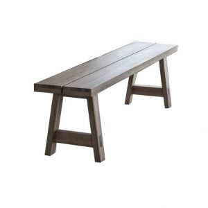 Aldo bench - wood | Manor Interiors