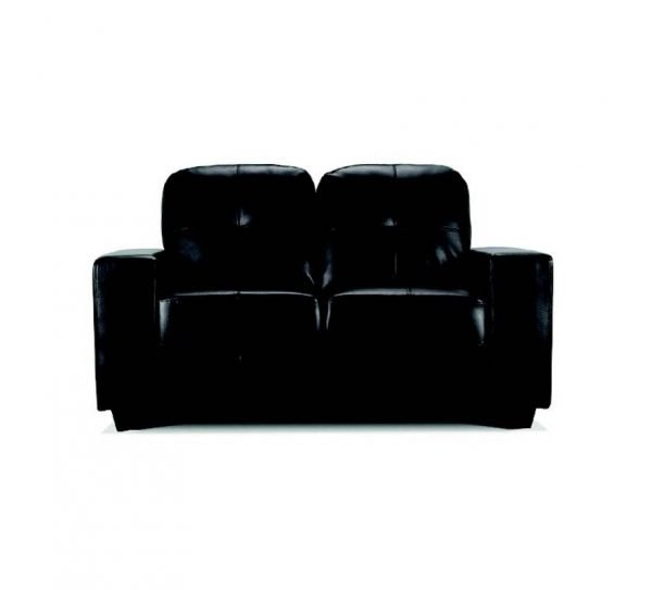Aster Sofa 2 Seat - Black | Manor Interiors