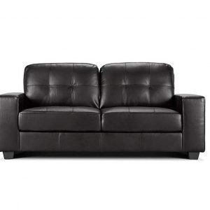 Aster Sofa 3 Seat - Black | Manor Interiors