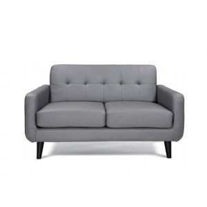 Balbo 2 seater sofa – leather