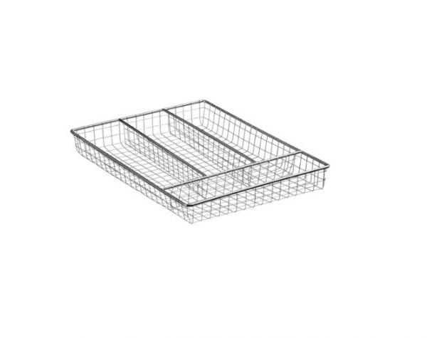 Cutlery Tray - Silver | Manor Interiors