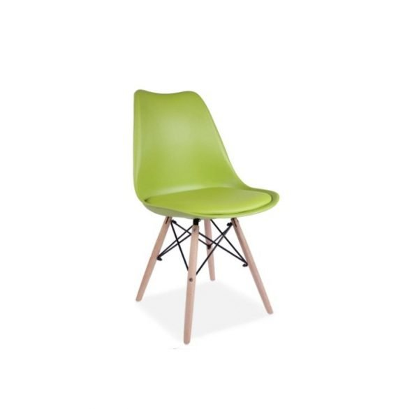 Lime Louve Chair | Manor Interiors