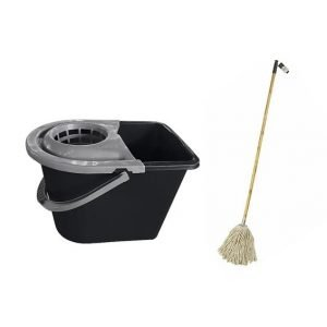 Mop and bucket | Manor Interiors