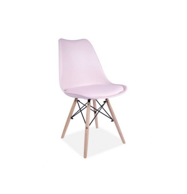 Pink Louve Chair | Manor Interiors