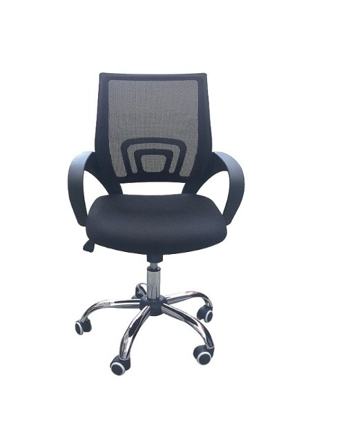 Rate office chair - black | Manor Interiors