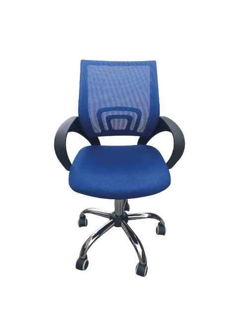 Rate office chair - blue | Manor Interiors