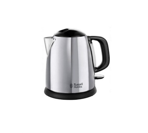 Russell Hobbs kettle - Silver | Manor Interiors