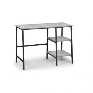Staten office table - grey | Manor Interiors