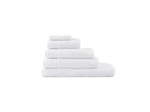 Towel Set - white | Manor Interiors
