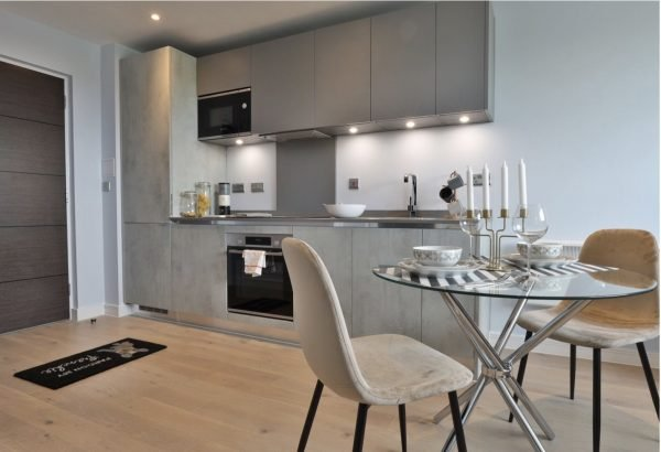 Graphite furniture package - dining | Manor Interiors