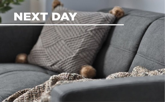 Next day furniture package | Manor Interiors