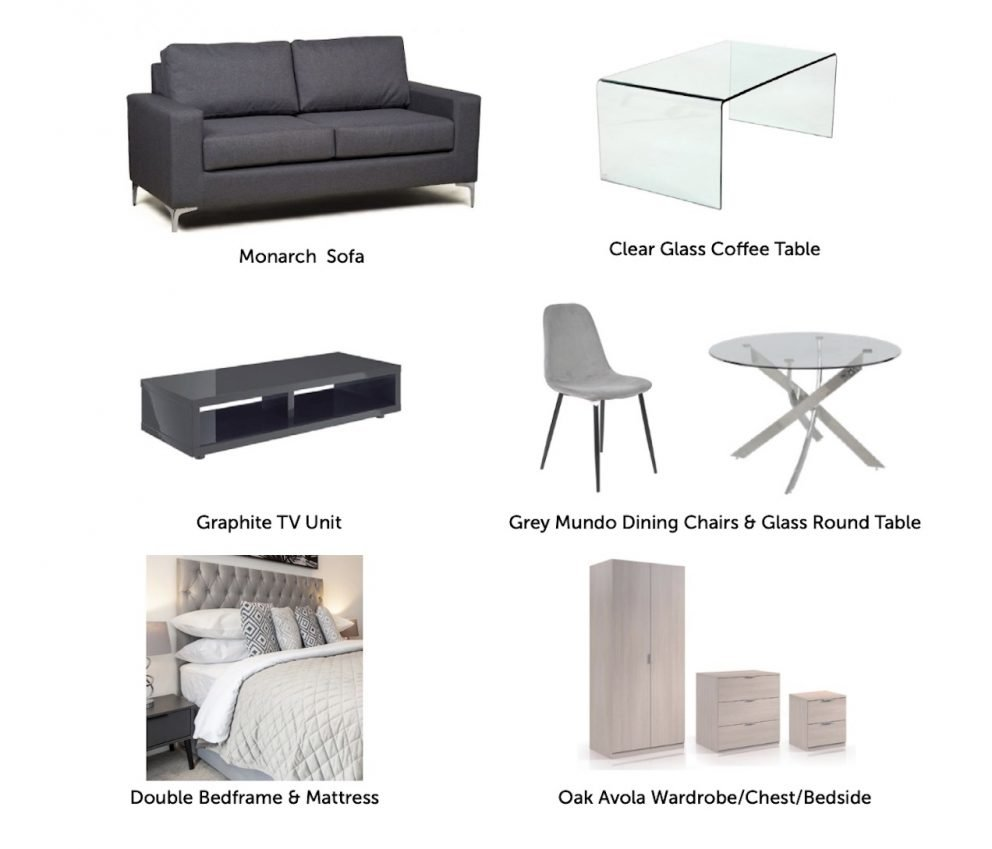 Next day furniture package products | Manor Interiors