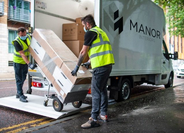 Furniture delivery | Manor Interiors